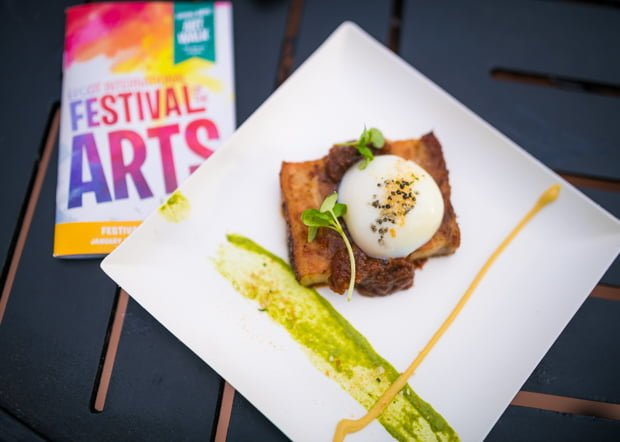 Best Food At Epcot Festival Of The Arts Disney Tourist Blog