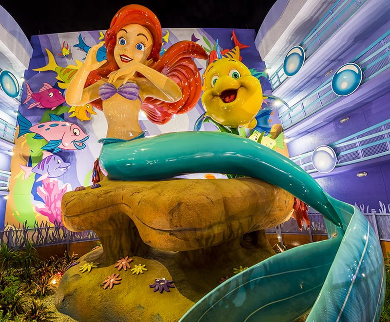 Little Mermaid Rooms Art Of Animation Hotel