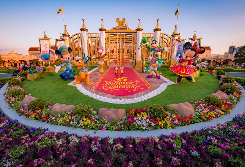 Disneyland Paris Hotels List