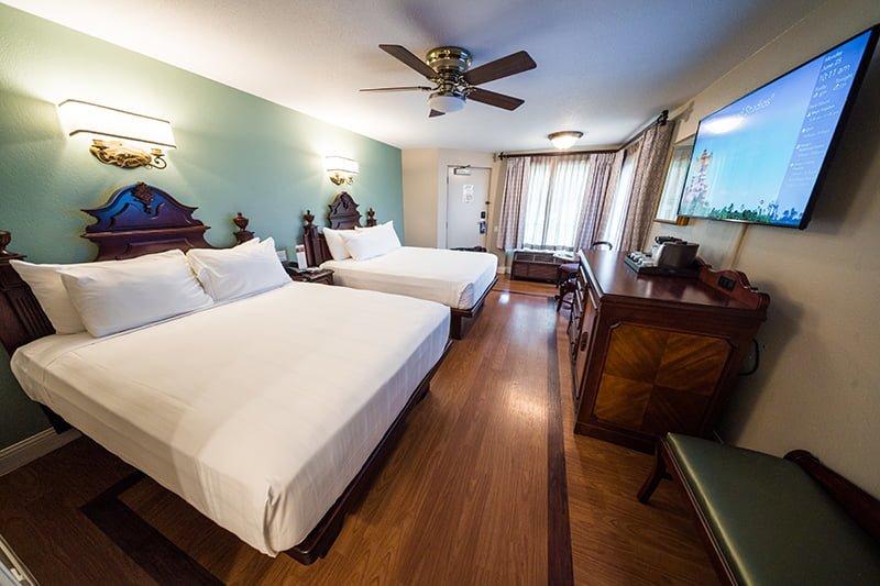 Refurbished Rooms At Port Orleans French Quarter Disney