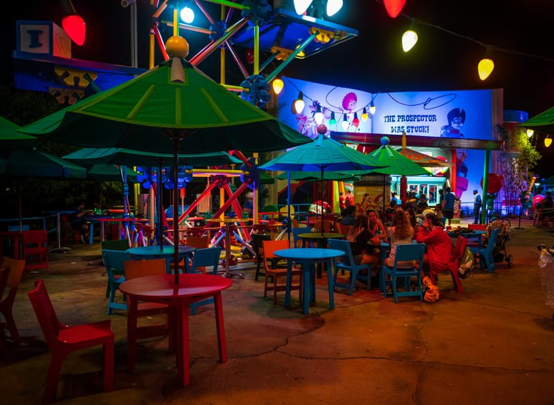 Woodys Lunch Box Review Best Counter Service At Hollywood Studios