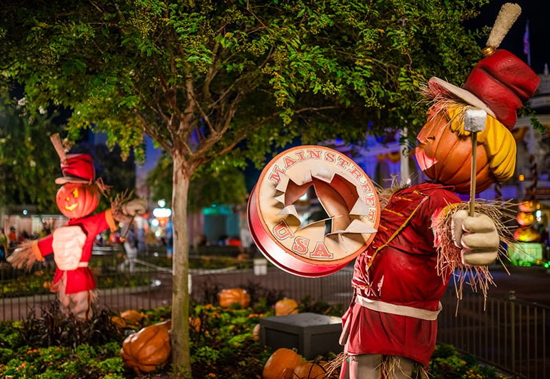 Halloween Disney 2019 Date.October 2019 At Disney World Disney Tourist Blog