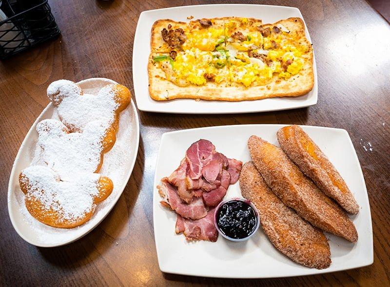Review: Breakfast at Port Orleans French Quarter - Disney Tourist Blog