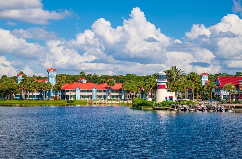 Polynesian V Caribbean Beach Resort Disney Tourist Blog