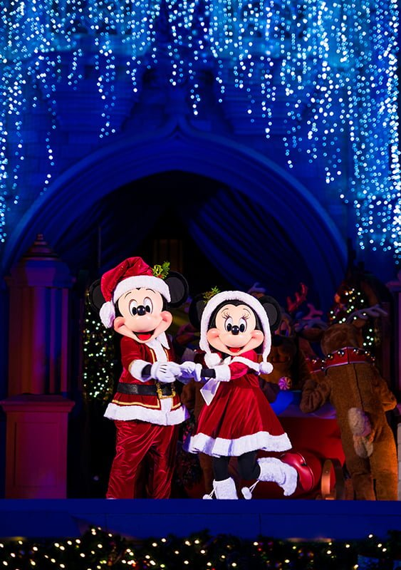 mickeys christmas party dates 2020