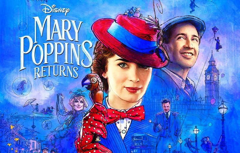 Mary Poppins Returns Review Disney Tourist Blog