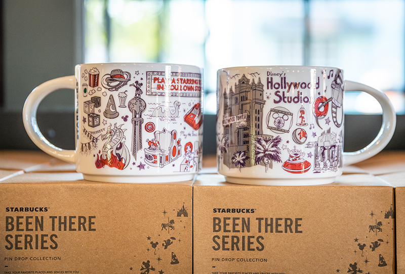 Starbucks Christmas Cups 2019.New Starbucks Been There Disney World Mugs Disney Tourist Blog