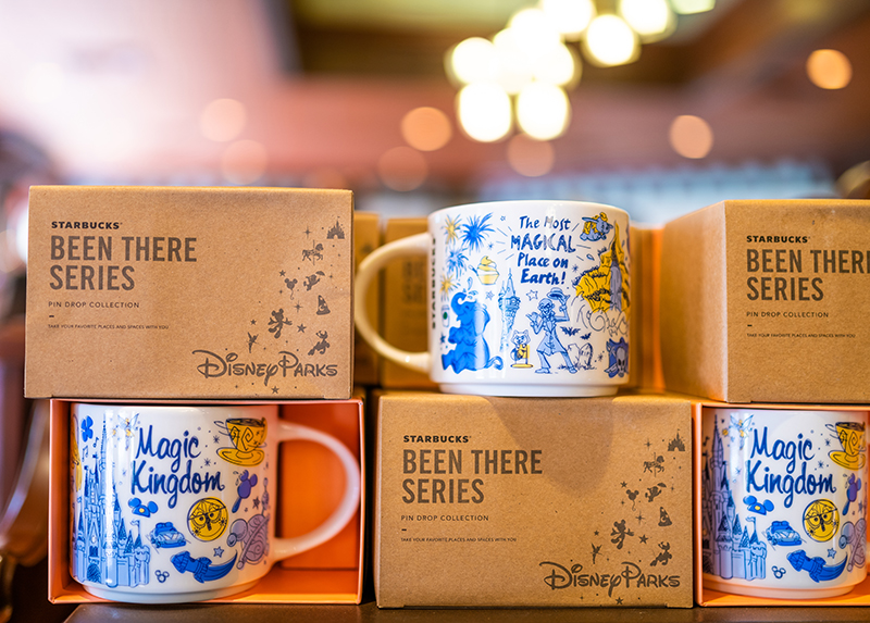 New Starbucks Been There Disney World Mugs Disney Tourist Blog