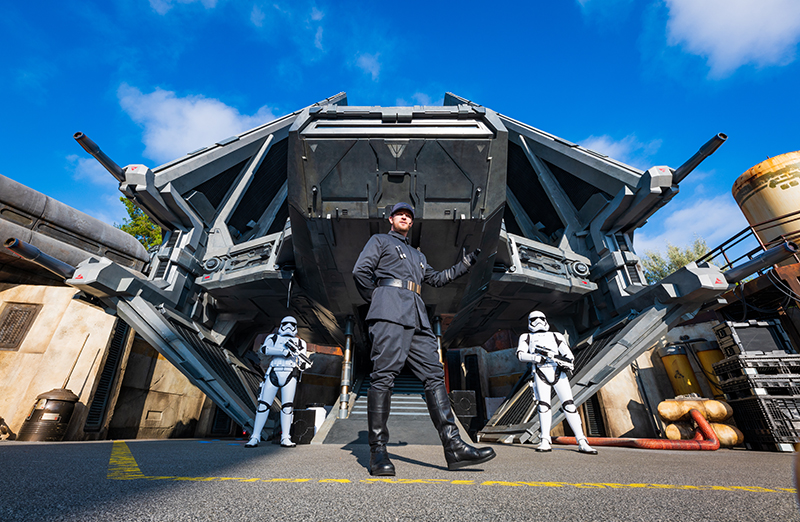 Star Wars Rise Of The Resistance Opening Date Disney Tourist Blog