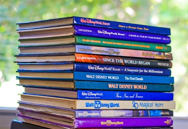 Best Walt Disney World And Disneyland Books Disney Tourist Blog