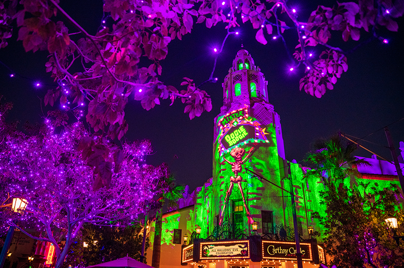 California Adventure Halloween 2020 Oogie Boogie Bash Halloween Party Canceled   Disney Tourist Blog