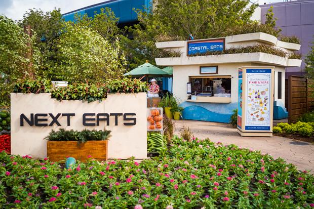 Coastal Eats Review Menu 2019 Epcot Food Wine Festival