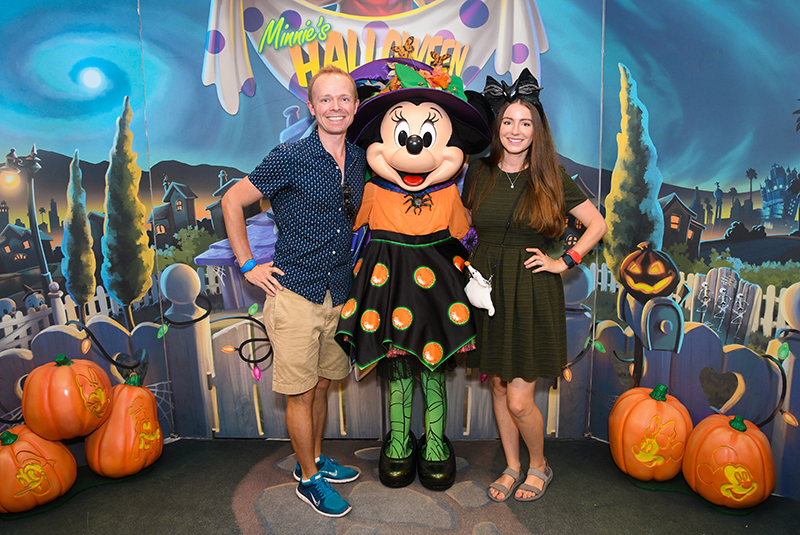 Old Hollywood October Halloween 2020 Minnie's Halloween Dine Review   Disney Tourist Blog