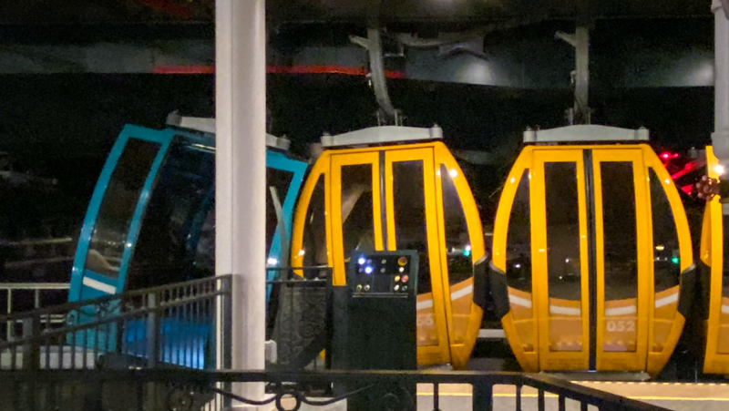 Image result for broken skyliner disney world