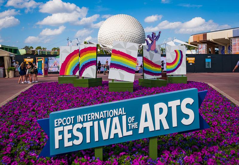 2021 Taste Of Epcot Festival Of Arts Dates Details Disney Tourist Blog