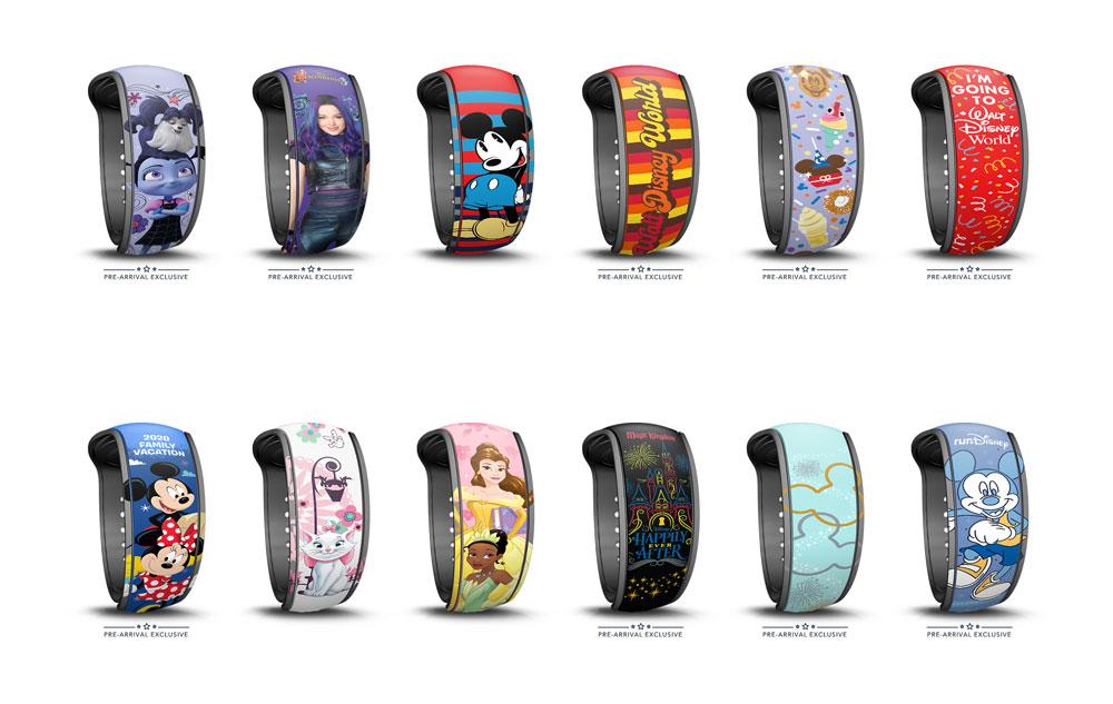 New Magicband Upgrades At Disney World Disney Tourist Blog
