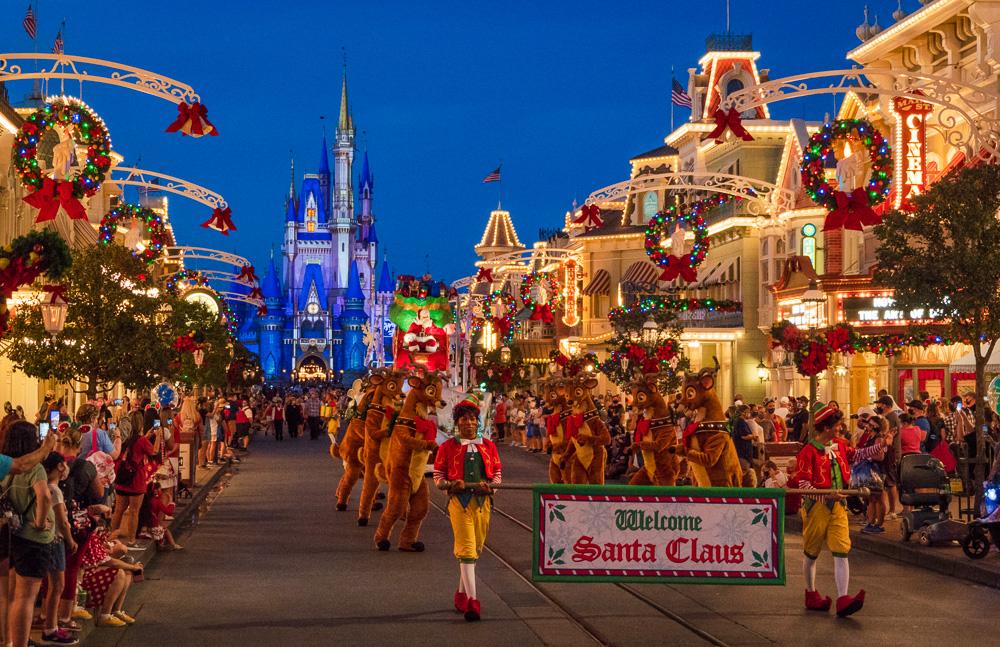 Disney World Christmas Packages 2021 Disney World Christmas 2021 Ultimate Guide Disney Tourist Blog