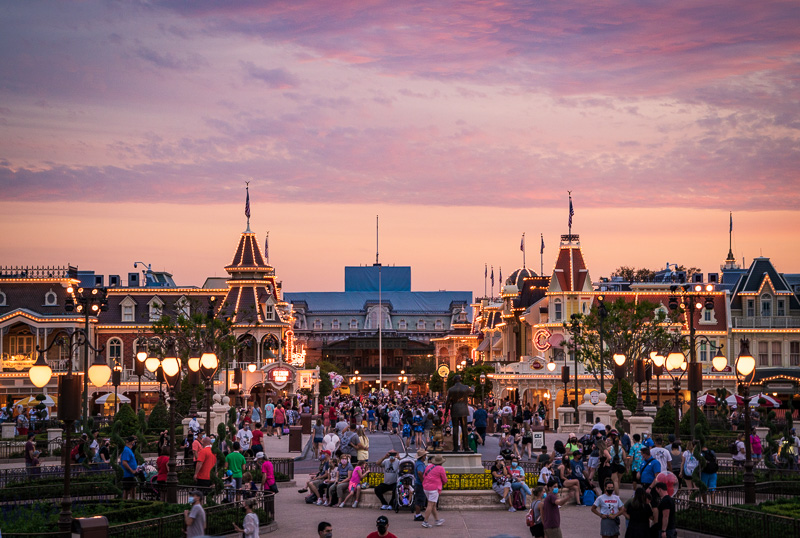 Disney World News: Hours Added & Extended, Crowd Report ...