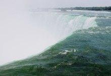 Photo of Nasse Niagara-Fälle