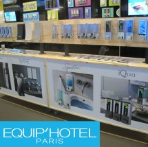 French Distributor Dolc Builds Success Equip'hotel