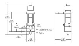 DPAV-200DAK-PKG = Auger Screw Valve Station