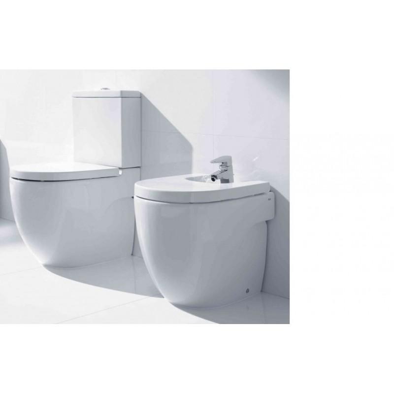 abattant wc roca meridian compact