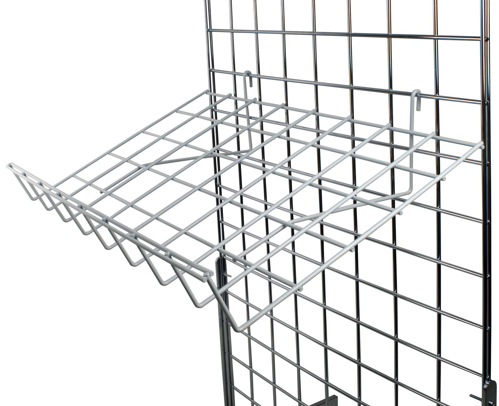 Grid Baskets and Shelves