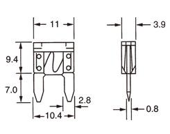 Fuse, temperature fuse, temperature switches, current fuse