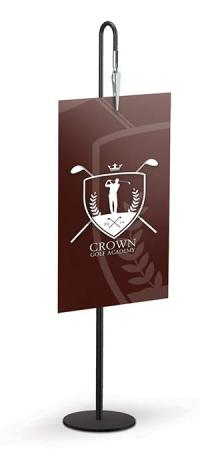Mini Clip Sign Holders   Tabletop Sign Holders   Display Aisle
