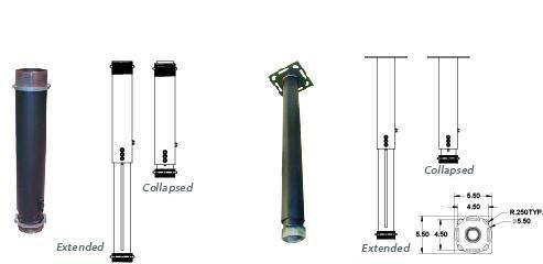 Projector Mount Accessories