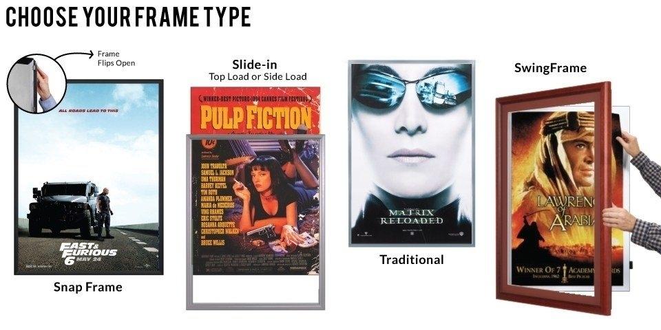 movie poster frames poster frames