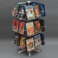Desk Top Revolving DVD Display,Revolving DVD Display,Desk ...