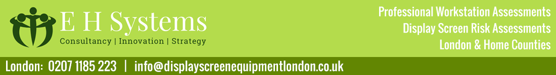 best office chair for neck pain uk staples sale dse assessments in london | workstation ehs