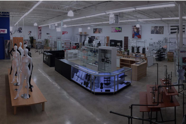 Displays Depot Store Fixtures Accessories Store Design