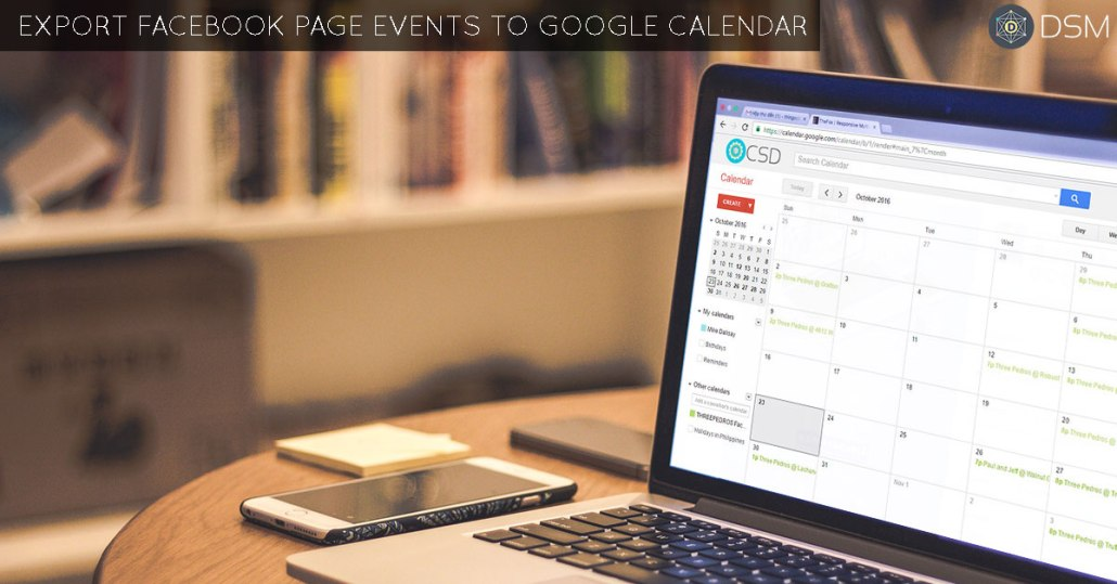 sync-facebook-page-events-with-google-calendar
