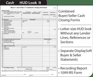 Cash-HUDLook