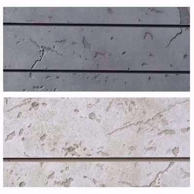 slattex cement textured slatwall panel