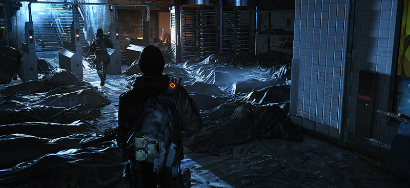 The Division démo sur Twitch Ubi FR