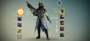 Destiny progression des persos niveau 31 20