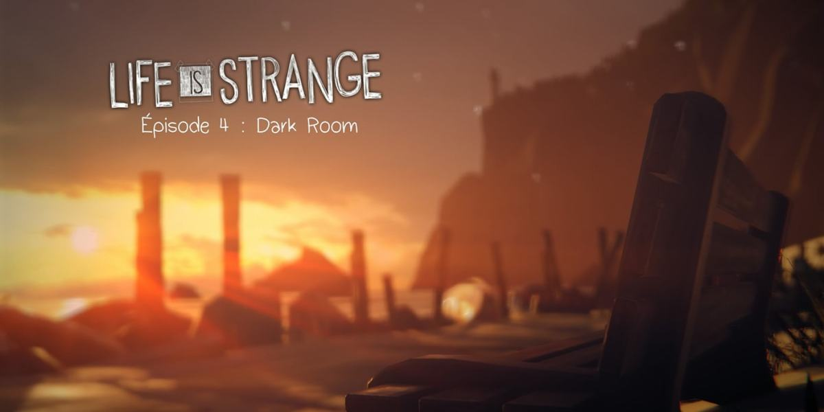 Whaaatt?!! Dark Room Episode 4 Life is Strange
