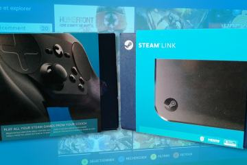 Package du Steam Link et Steam Controller