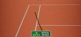 AO Tennis replay de point