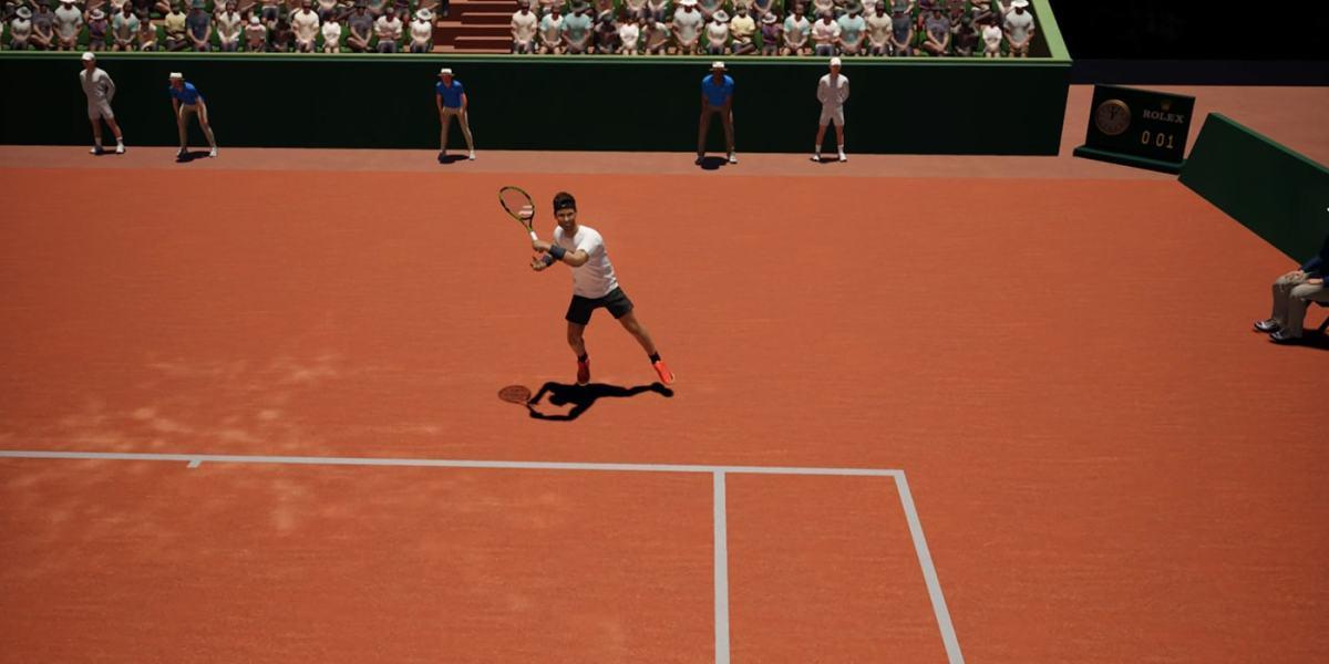 AO Tennis – PS4 : Nouveau Roi des jeux de tennis ?