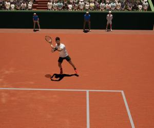 AO Tennis terre battue Nadal
