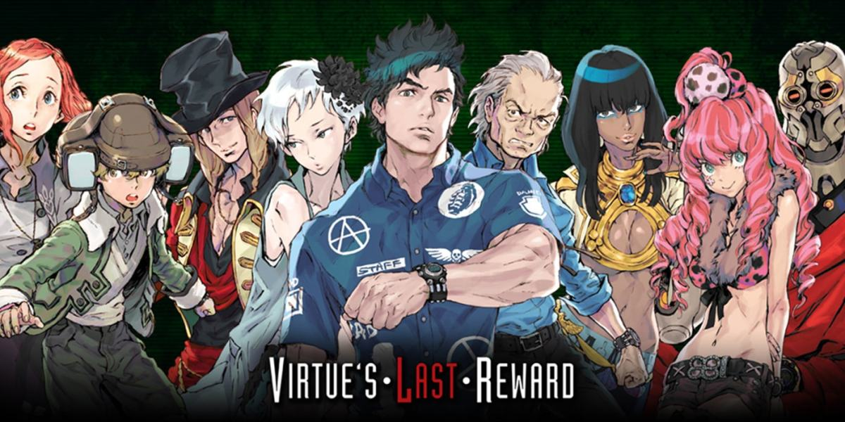 The Nonary Game Virtue's Last Reward - 55h pour sortir