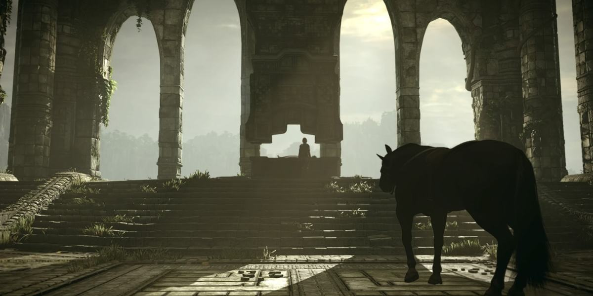 Shadow Of The Colossus - la PS4 remet de la lumière sur les colosses