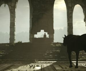 Shadow of the Colossus Mono Wander et Agro