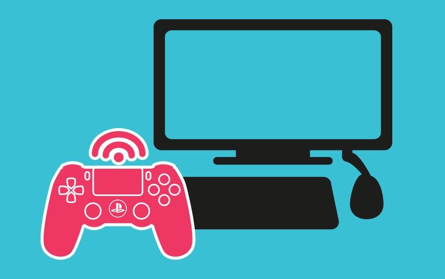 [Tuto] Jouer sur le PC avec une manette PS4