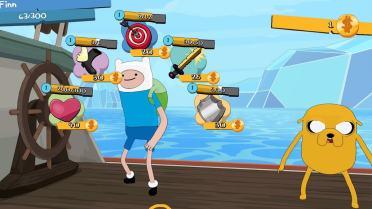 Test-Adventure-Time-Les-Pirates-de-la-Terre-de-OOO-Sur-le-bateau-Finn