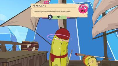 Test-Adventure-Time-Les-Pirates-de-la-Terre-de-OOO-abasourdi